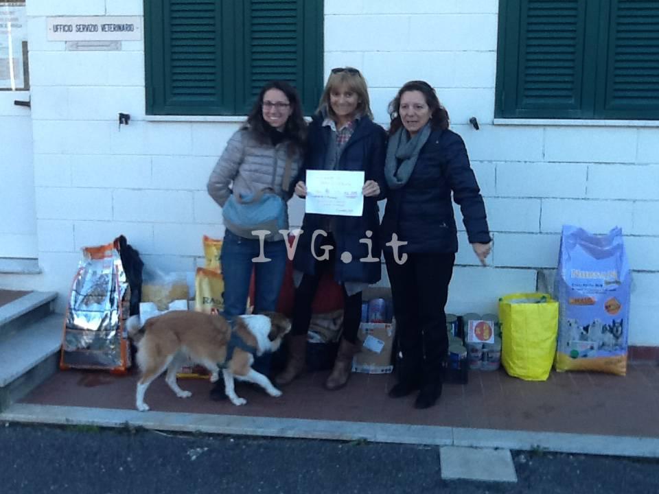 lotteria pro pelosi canile Enesi Betti Bellani