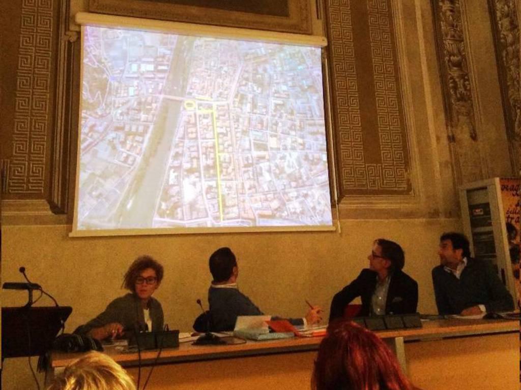 Albenga Giro presentazione San Carlo Eventi