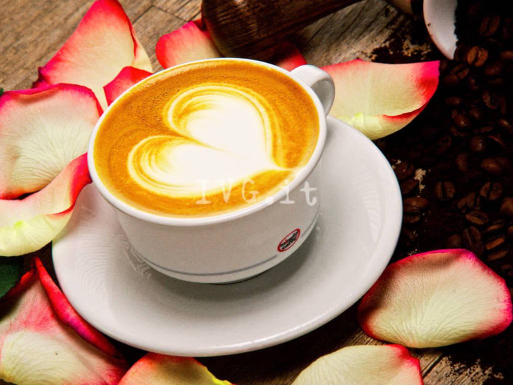 Minuto Caffè Cappuccino Innamorati San Valentino