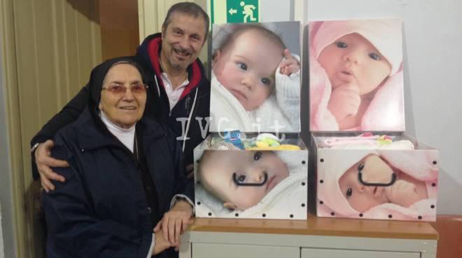 Eugenio Gadda Centro Aiuto Vita Albenga