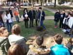 """Albenga, in piazza Europa la consegna del """"Tree for Free"""" di Fai"""