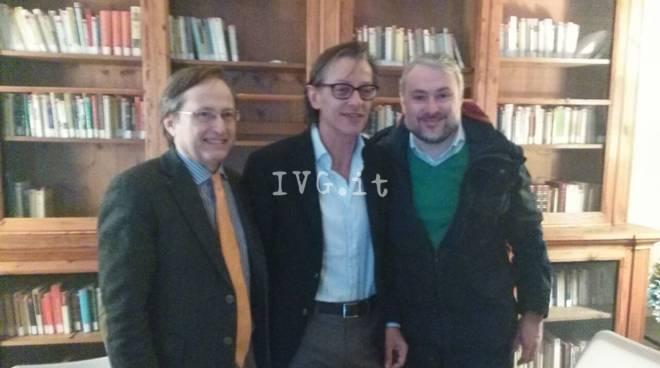 """Albenga, visita delegazione """"Città Europea dello Sport"""""""