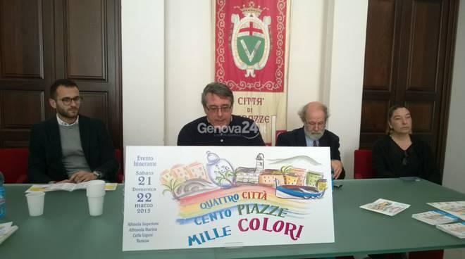 Bozzano, Zunino,Ottonello,Negro