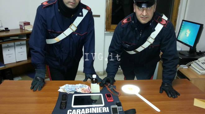 Cairo Arresto Droga