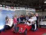 Club Fiat 500 Italia Fiera Milano Auto Classica