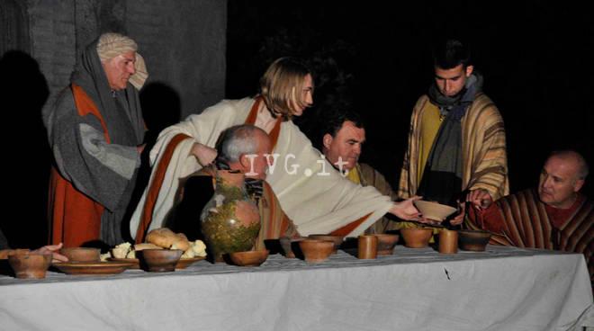 Passione Cristo Andora Borgata Castello