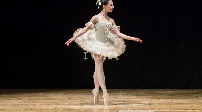 Maria Celeste Fameli Mathieu Danza Premio