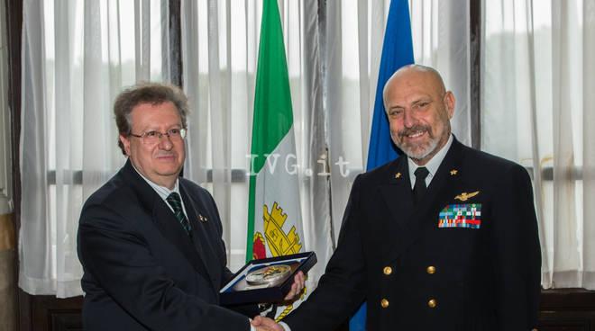 Antonio Licata capo di stato maggiore