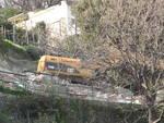 demolita villa noli aurelia