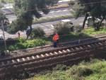 ferrovia bloccata