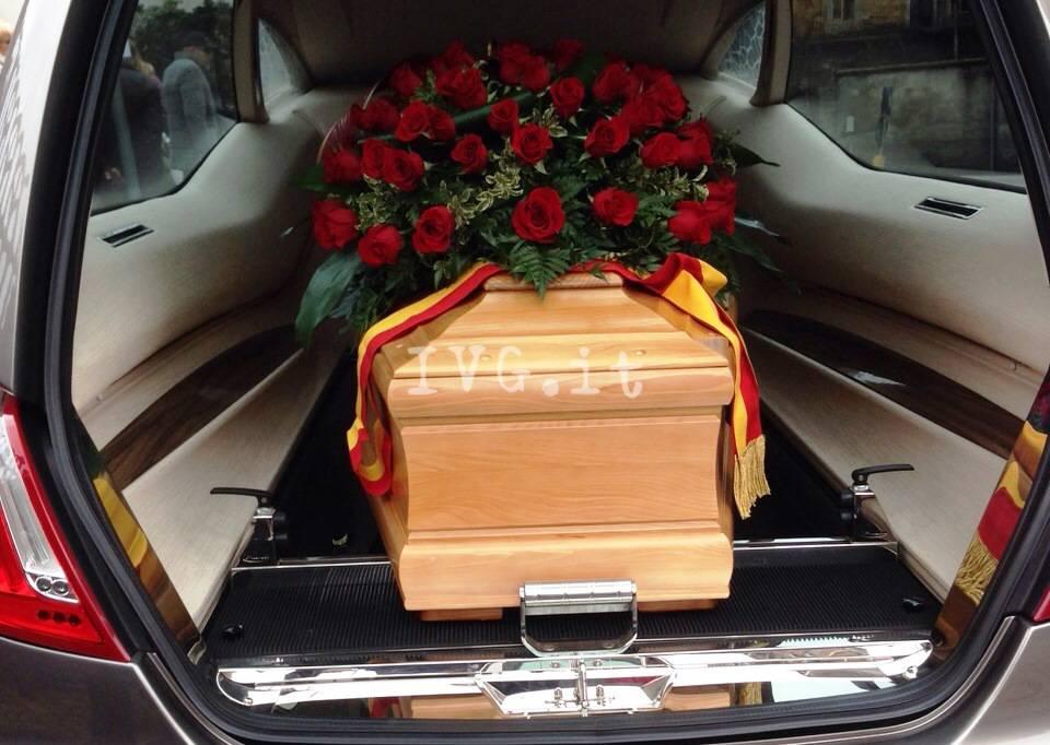funerali Giuseppina Biella
