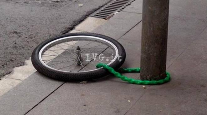 Furti bici