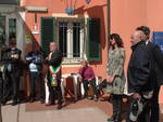 inaugurazione ascensore spotorno centro sociale anziani