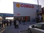 Inaugurazione centro commerciale Toirano
