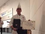 Loano, lo chef Luca Fabio trionfa agli internazionali italiani di cucina di Carrara