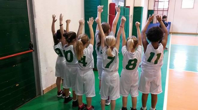 pallacanestro femminile Loano