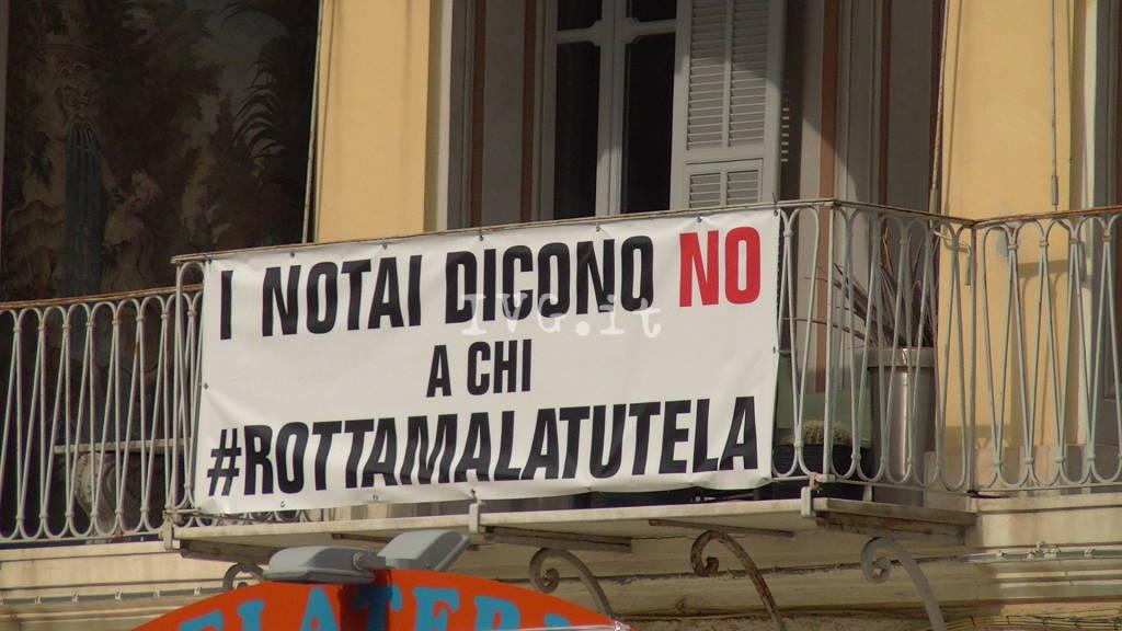 protesta notai rottamalatutela
