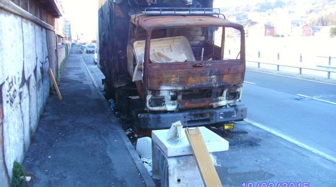 rimozione autocarro amiu
