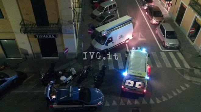 rissa call center via sormano polizia