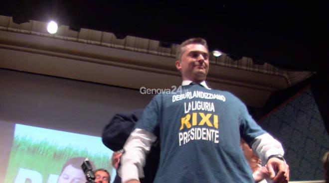 Salvini a Genova 7 marzo