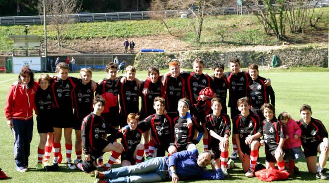 Savona Rugby, Under 14