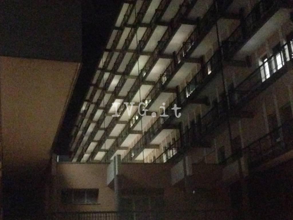 Savona, uomo precipita da un balcone dell'ospedale San Paolo