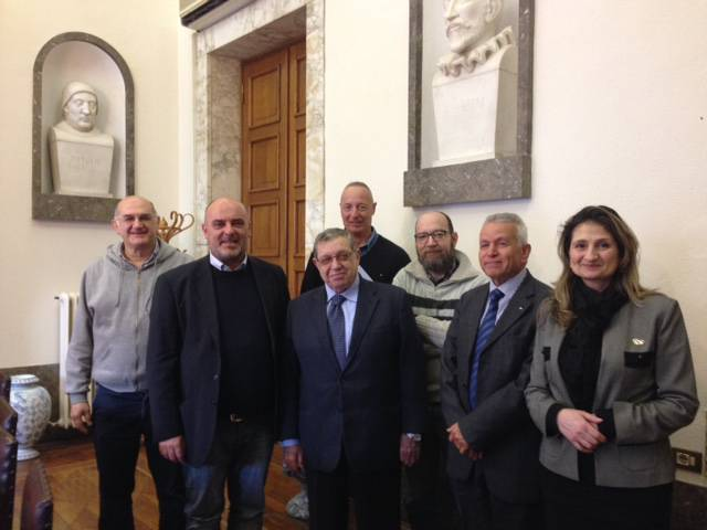Siglato il patto di amicizia tra le città di Nablus e Savona