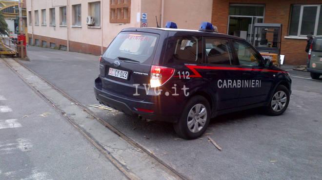 carabinieri piaggio finale
