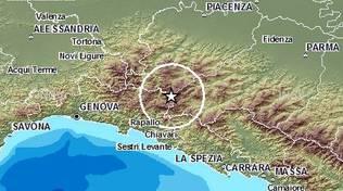 terremoto santo stefano d'aveto