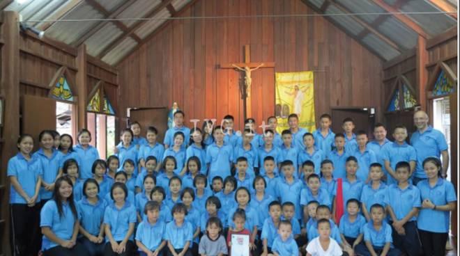 Missione Regina Pacis Chae Hom Thailandia