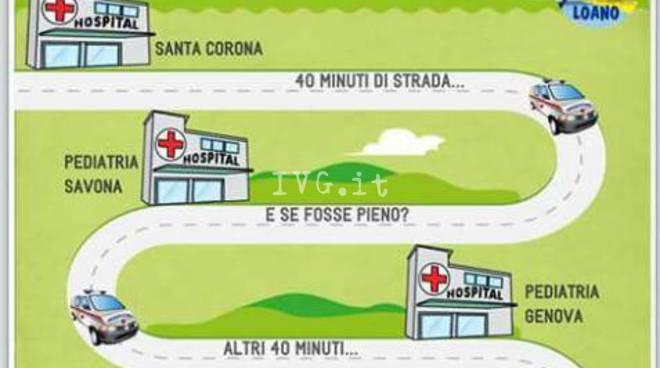 Santa Corona Pediatria Petizione