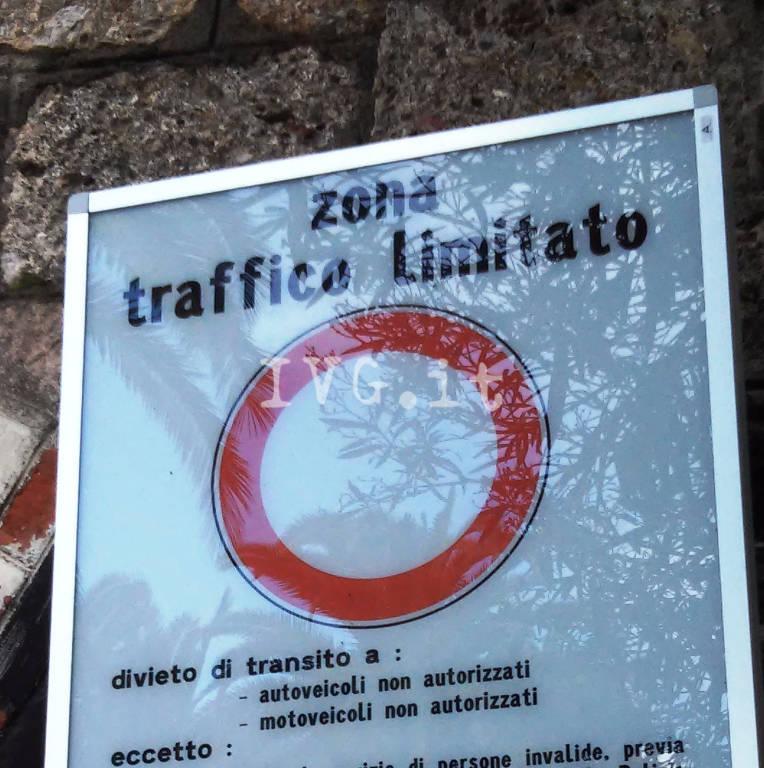 Ztl Divieto Accesso Borghetto