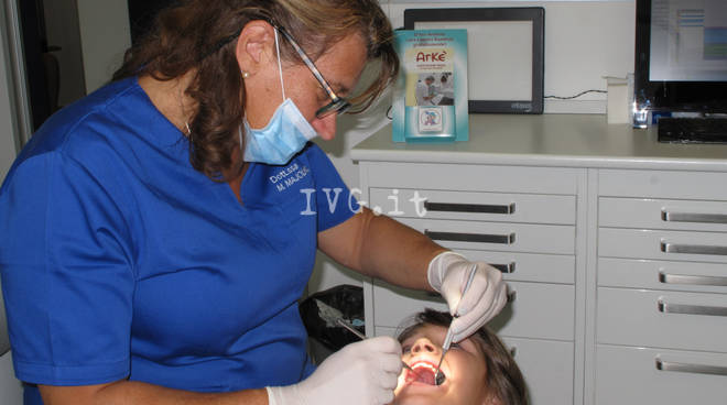Dentista Controllo