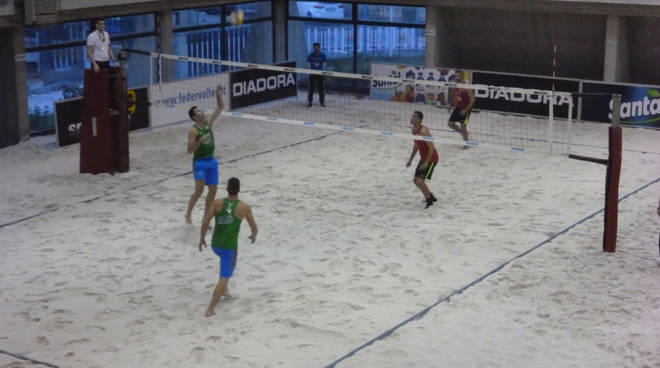 beach volley Spotorno