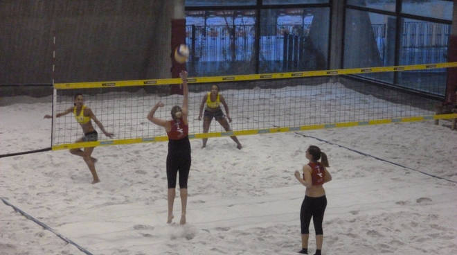 beach volley Spotorno