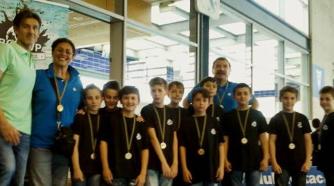 Bogliasco under 10