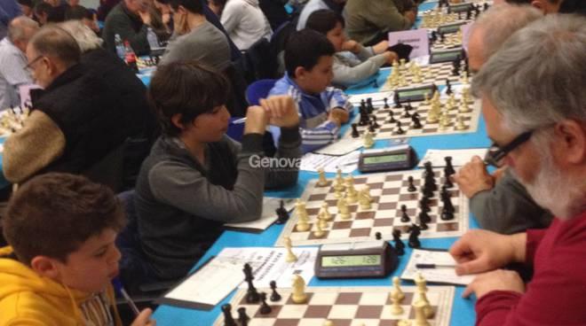 Campionato di scacchi a Santa Margherita
