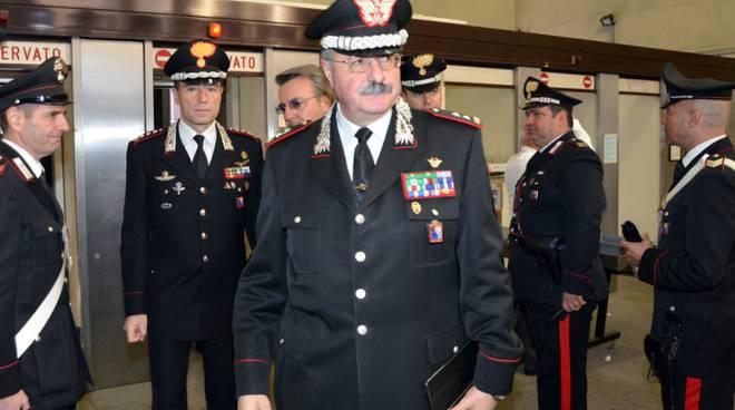carabinieri comandante liguria enzo fanelli
