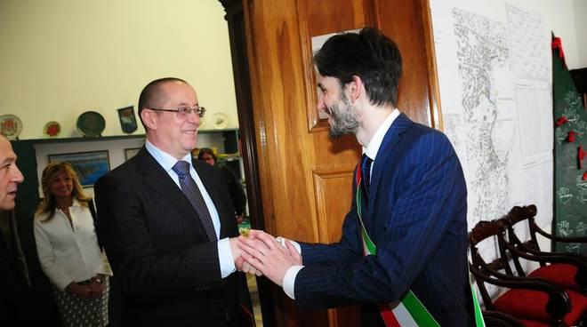 console russo sindaco paolo donadoni santa margherita