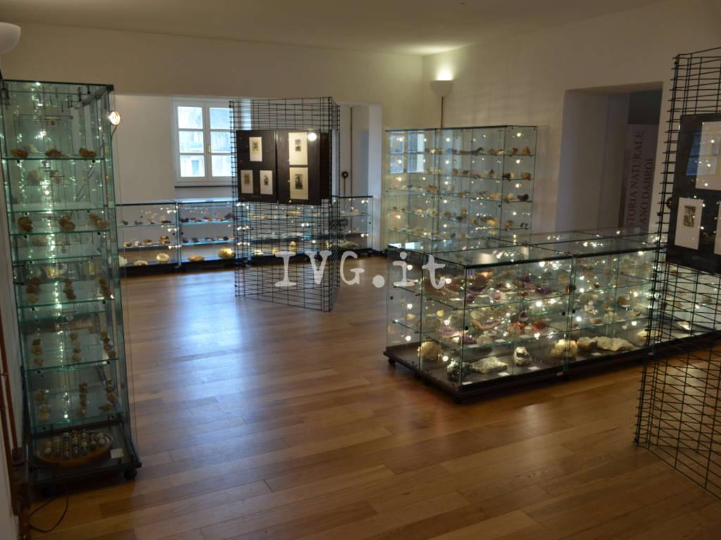 Andora Museo Mineralogico