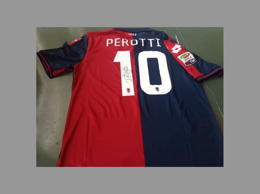 Diego Perotti, maglia