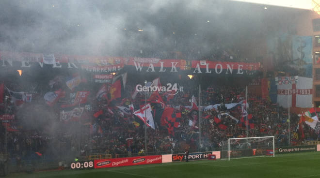 Serie A, Genoa salvato dal VAR: 1-1 al 90' contro il Cagliari