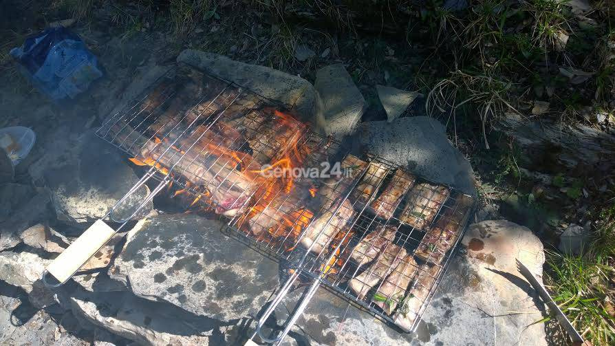 Rischio Incendi Castellazzi Verdi Barbecue Pericolosi Nel