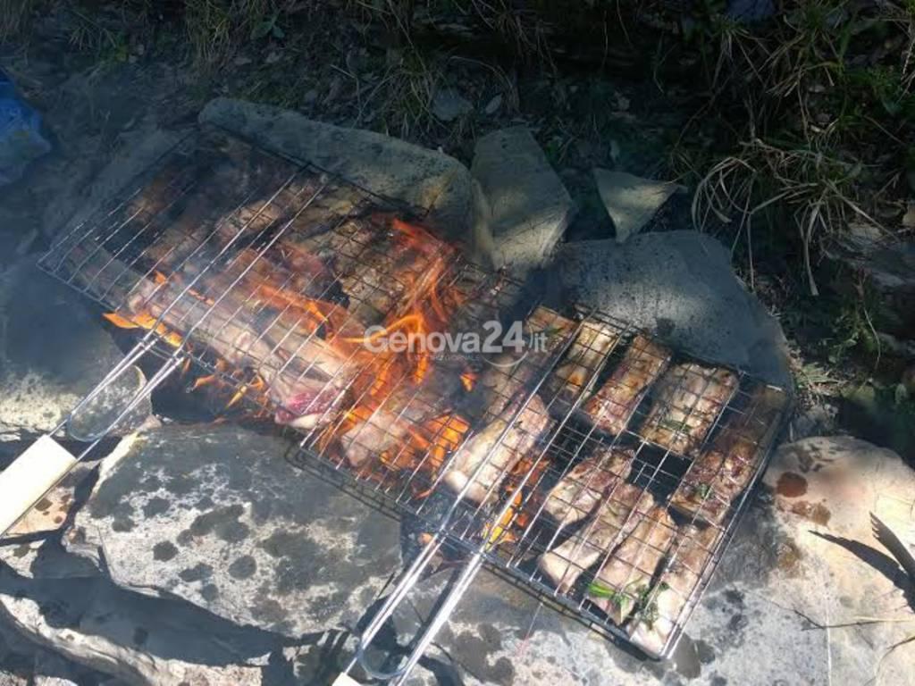 grigliata, barbecue, pasquetta