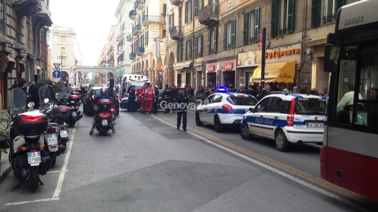 incidente Savona
