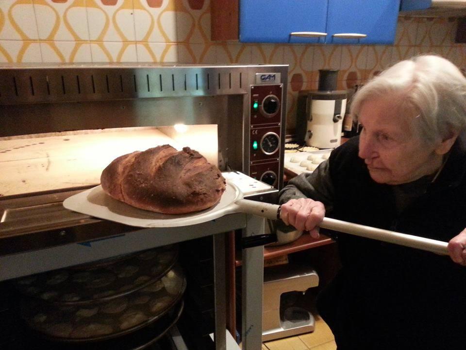 L'home restaurant di nonna Leonilda