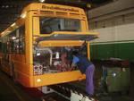 Manutenzione bus