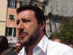 Matteo Salvini a Pegli