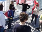 Mercatone Uno protesta