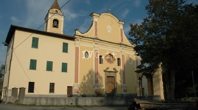 Mioglia chiesa San Andrea Apostolo